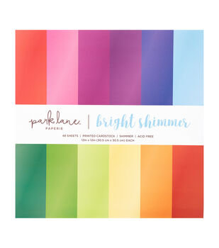"DCWV 12""x12"" Premium Stack Value Pack The Shimmer"