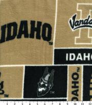 University of Idaho NCAA  Fleece Fabric, , hi-res