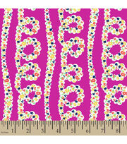 Premium Cotton Fabric-Springmaid® Elizabeth Loop Floral, , hi-res
