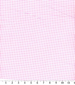 Snuggle Flannel Fabric Gingham