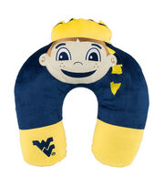 West Virginia University NCAA Neck Pillow, , hi-res