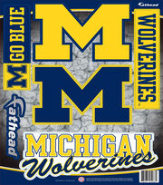 University Of Michigan NCAA Teammate Logo Assortment, , hi-res