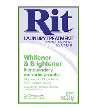 Rit Dye Powder White-Wash & Whitener