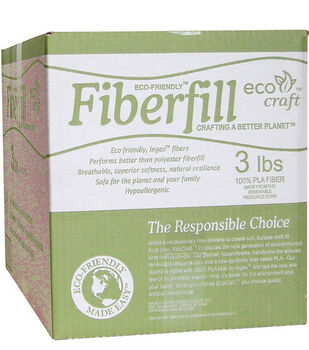 Mountain Mist Eco-Friendly Fiberfill 3 Lbs