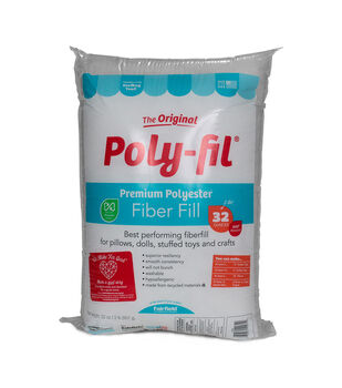 Polyfil Polyester Fiberfill 32oz