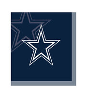 Dallas Cowboys NFL Luncheon Napkin, , hi-res
