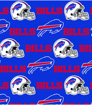 Buffalo Bills NFL Cotton Fabric by Fabric Traditions, , hi-res