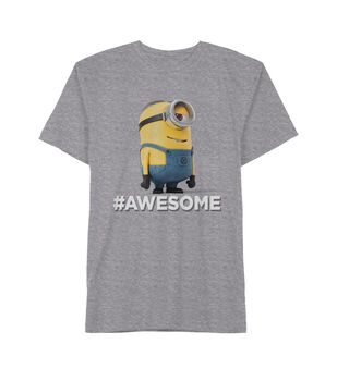 Minions Awesome Kids T-shirt