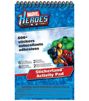 Marvel Stickerland Pad, , hi-res