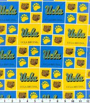 UCLA NCAA  Cotton Fabric, , hi-res