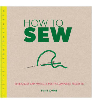 How To Sew Books