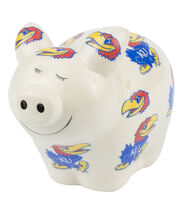 University of Kansas NCAA Piggy Bank, , hi-res