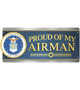 U.S. Air Force Car Magnet