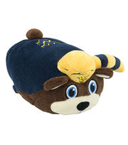 West Virginia University NCAA Hooded Blanket, , hi-res