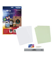 Brother ScanNCut Printable Sticker Starter Kit, , hi-res