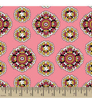 Premium Cotton Fabric-Springmaid® Marcelline Medallion, , hi-res