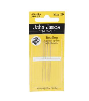 Darice® John James Beading Needles-#10