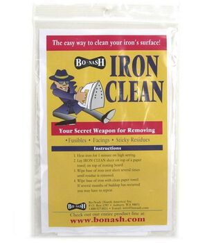 Iron Clean Cleaning Cloths-10/Pkg