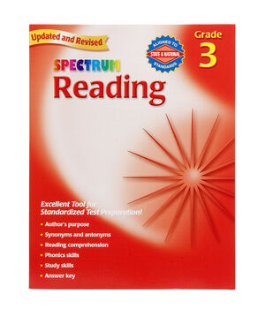 School Specialty Spectrum Reading 3