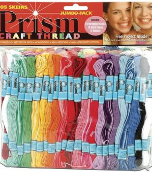 DMC Prism Value Craft Thread Jumbo Pack
