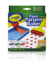 Crayola Paint Pattern Roller, , hi-res