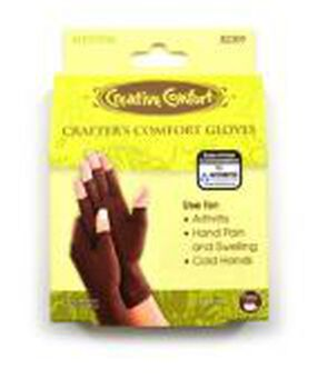 Prym Dritz Creative Comfort Crafter's Glove Medium