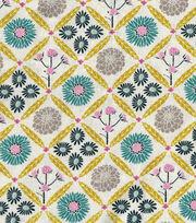 Keepsake Calico™ Cotton Fabric-Spring Meadow Grid, , hi-res