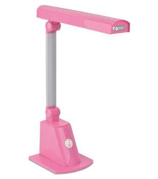 OttLite® 13W Learning Light Task Lamp - Pink