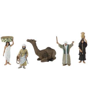 Scene Setters(R) Figurines-Egyptian Culture 5/Pkg