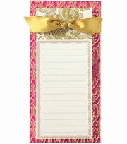 Anna Griffin Pink Solid List Pad, , hi-res