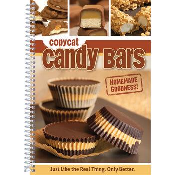 CQ Products Cookbook Copycat Candy Bars