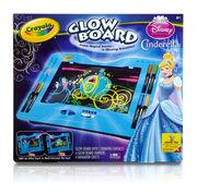 Crayola Glow Board Cinderella, , hi-res