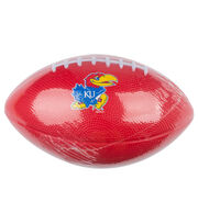 University of Kansas NCAA Foam Football, , hi-res