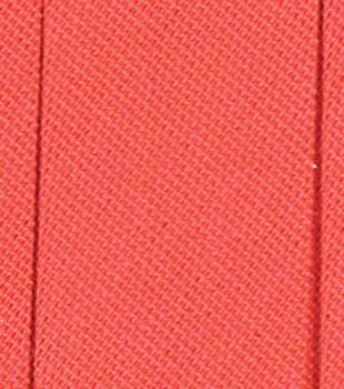 Extra Wide Double Fold Tape Neon Red