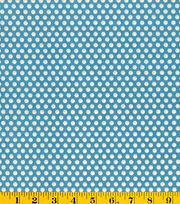 Made in America Cotton Fabric-Polka Dots Blue, , hi-res