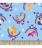 My Little Pony Rainbow Cotton Fabric, , hi-res