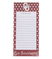 University of Oklahoma NCAA To-Do List, , hi-res