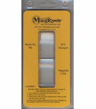 MagEyes Magnifier Supplement Lens #7.0