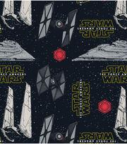 Star Wars VII Villains Ships Feece Fabric, , hi-res