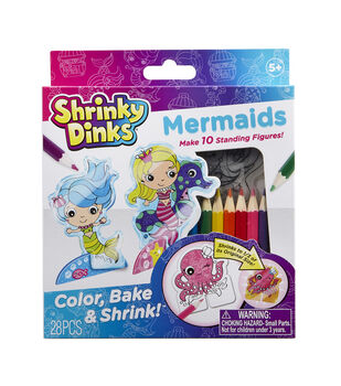 Alex Toys Skrinky Dinks Kits-Mermaids