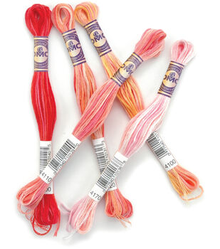 DMC Color Variations Six Strand Embroidery Cotton Thread 8.7 Yds