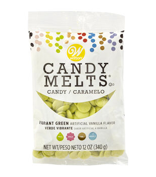 Wilton® Vibrant Green Candy Melts 120z