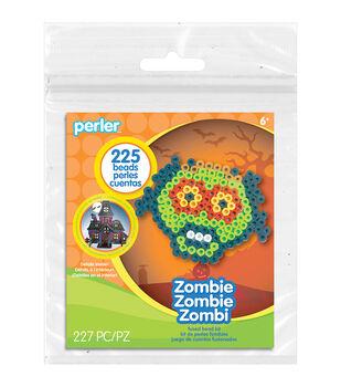 Perler Fused Bead Kit-Ugly Zombie