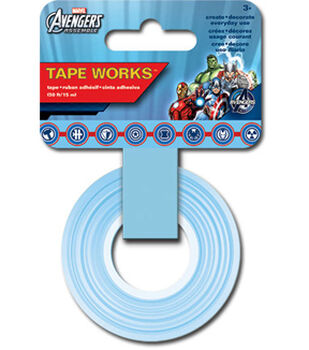 Avengers Tape Works
