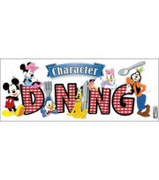 Disney Title Dimensional Sticker-Mickey/Character Dining, , hi-res