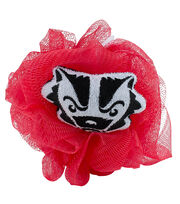 University of Wisconsin NCAA Mascot Loofah, , hi-res