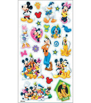 EK Success Disney Classic Sticker-Mickey & Friends, , hi-res