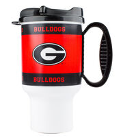 University of Georgia NCAA 20oz Travel Mug, , hi-res
