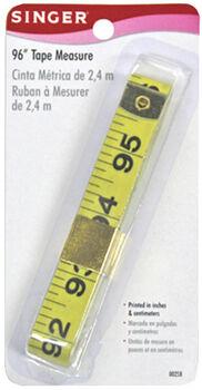 """Singer Vinyl Tape Measure-96"""""""
