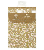 Anna Griffin Cards Layers Kraft, , hi-res